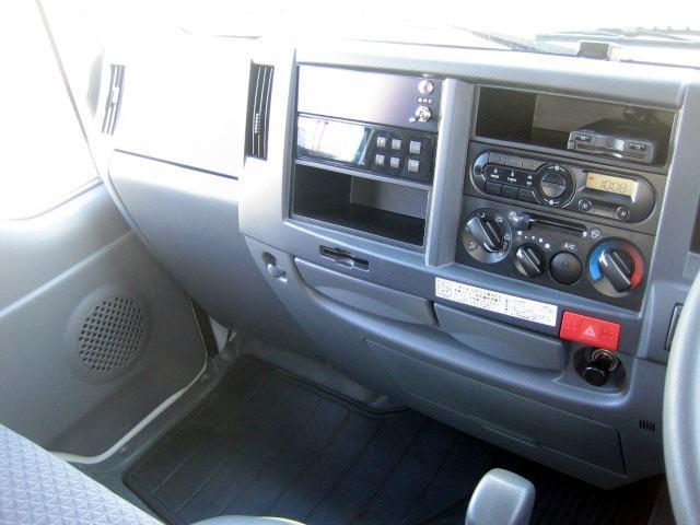 冷蔵冷凍車 低温冷凍車 スタンバイ付 オートマ限定対応冷凍車(18枚目)