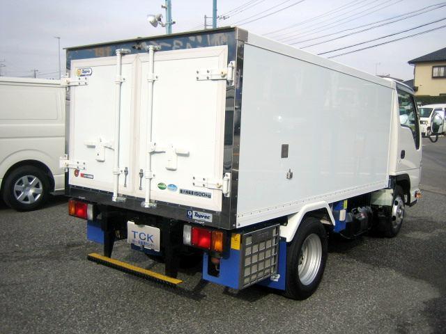 冷蔵冷凍車 低温冷凍車 スタンバイ付 4ナンバーサイズ冷凍車(3枚目)