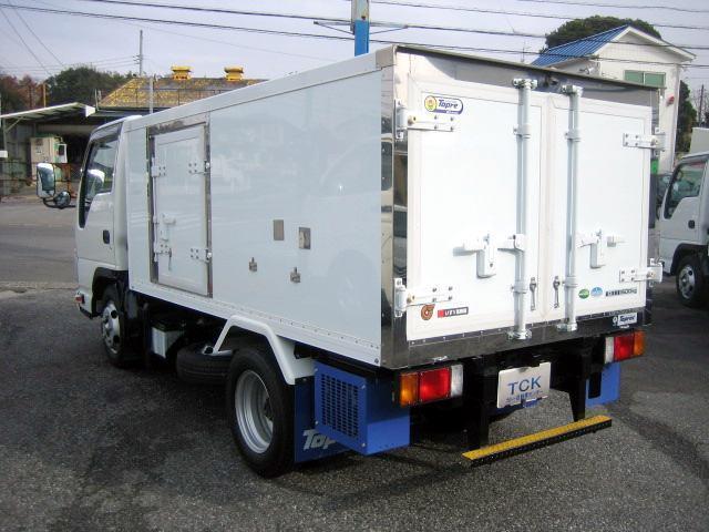 冷蔵冷凍車 低温冷凍車 スタンバイ付 4ナンバーサイズ冷凍車(4枚目)
