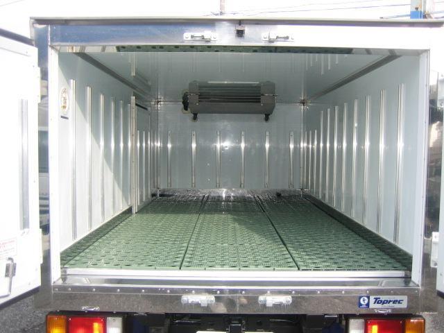 冷蔵冷凍車 低温冷凍車 スタンバイ付 4ナンバーサイズ冷凍車(5枚目)