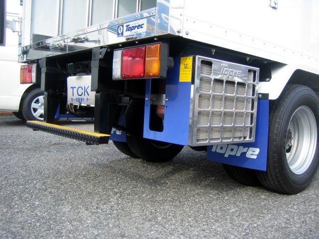 冷蔵冷凍車 低温冷凍車 スタンバイ付 4ナンバーサイズ冷凍車(14枚目)