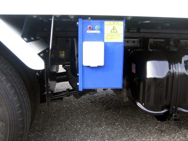 冷蔵冷凍車 低温冷凍車 スタンバイ付 4ナンバーサイズ冷凍車(15枚目)