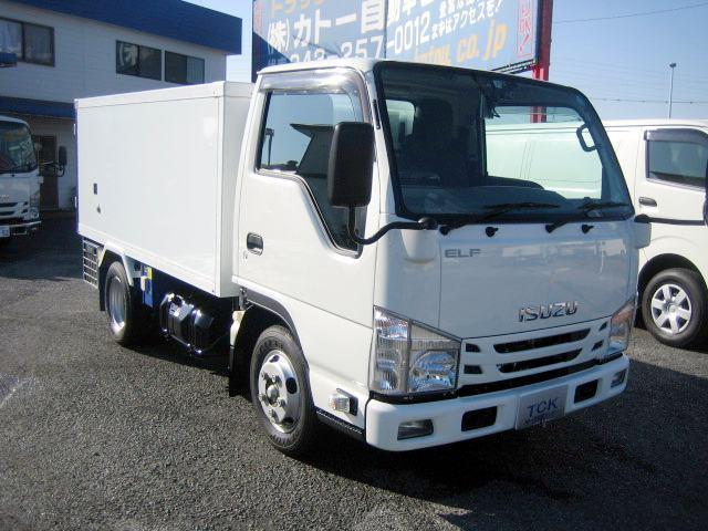 冷蔵冷凍車 低温冷凍車 スタンバイ 4ナンバーサイズ冷凍車(2枚目)