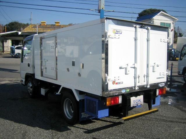 冷蔵冷凍車 低温冷凍車 スタンバイ 4ナンバーサイズ冷凍車(4枚目)