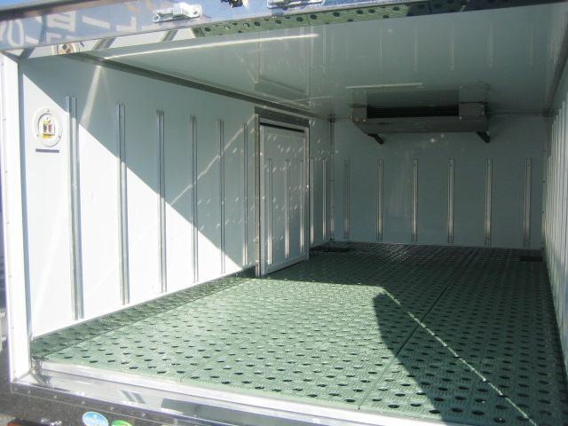 冷蔵冷凍車 低温冷凍車 スタンバイ 4ナンバーサイズ冷凍車(6枚目)