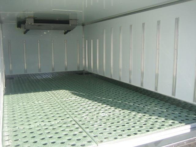 冷蔵冷凍車 低温冷凍車 スタンバイ 4ナンバーサイズ冷凍車(7枚目)