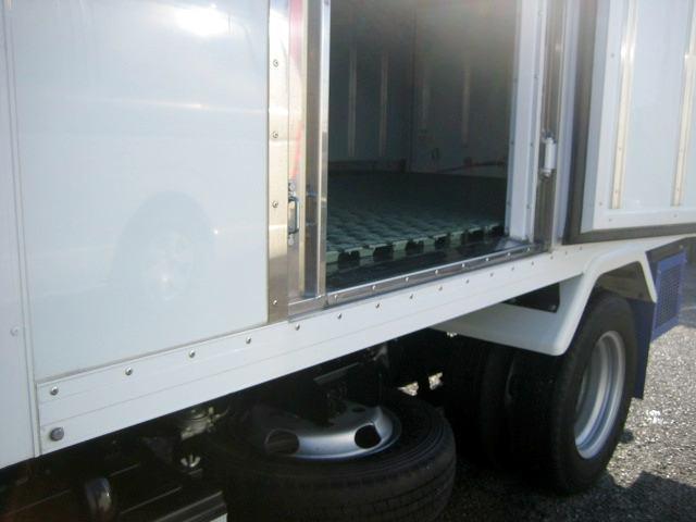 冷蔵冷凍車 低温冷凍車 スタンバイ 4ナンバーサイズ冷凍車(9枚目)