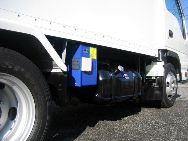 冷蔵冷凍車 低温冷凍車 スタンバイ 4ナンバーサイズ冷凍車(12枚目)