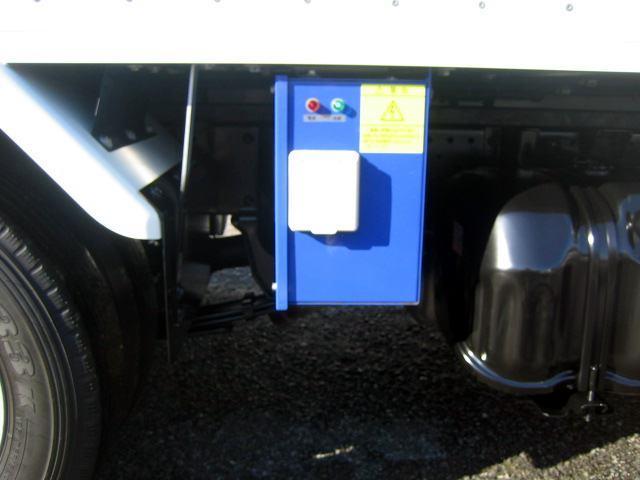 冷蔵冷凍車 低温冷凍車 スタンバイ 4ナンバーサイズ冷凍車(14枚目)
