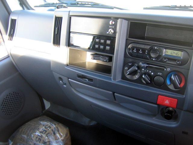 冷蔵冷凍車 低温冷凍車 スタンバイ 4ナンバーサイズ冷凍車(17枚目)