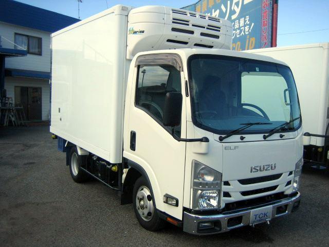 冷蔵冷凍車 低温冷凍車 スタンバイ付冷凍車 オートマ限定対応(2枚目)