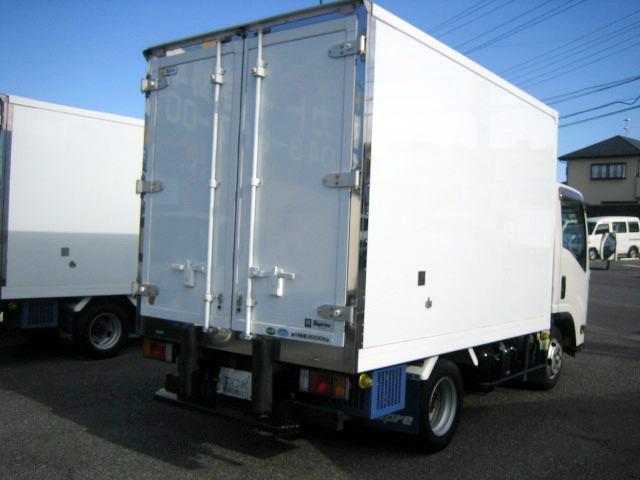 冷蔵冷凍車 低温冷凍車 スタンバイ付冷凍車 オートマ限定対応(3枚目)