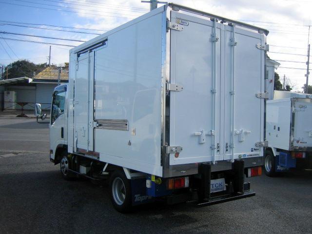 冷蔵冷凍車 低温冷凍車 スタンバイ付冷凍車 オートマ限定対応(4枚目)
