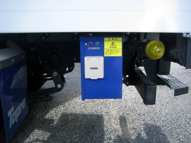 冷蔵冷凍車 低温冷凍車 スタンバイ付冷凍車 オートマ限定対応(11枚目)