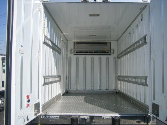 冷蔵冷凍車 低温冷凍車 スタンバイ付冷凍車 オートマ限定対応(5枚目)