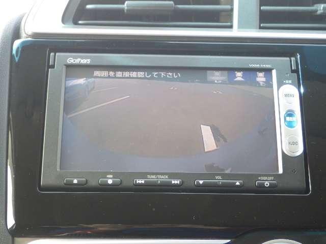 13G・Fパッケージ ギャザズメモリーナビ リアカメラ VS(7枚目)
