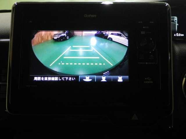 G・EXターボホンダセンシング 禁煙 リアカメラ TV ワンオーナー車 LED ETC ターボ クルコン CD アルミ 盗難防止システム スマートキ- 両側PSドア 衝突被害軽減B ESC(4枚目)