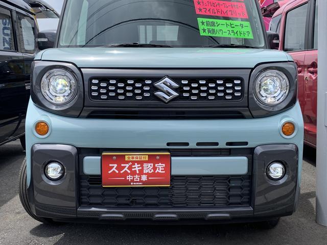 「スズキ」「スペーシアギア」「コンパクトカー」「埼玉県」の中古車3
