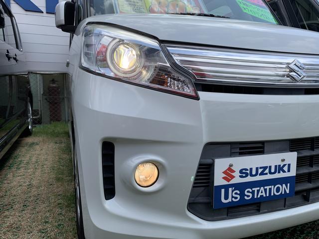 「スズキ」「スペーシアカスタム」「コンパクトカー」「埼玉県」の中古車3