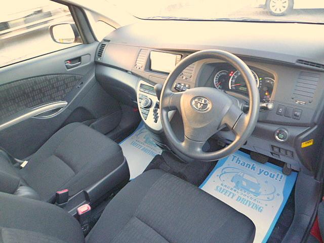 トヨタ アイシス プラタナ SDナビ スマートキー 自動ドア