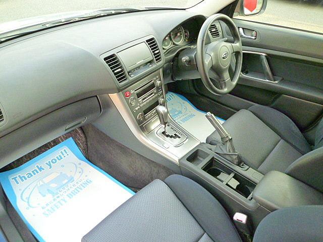 スバル レガシィツーリングワゴン 2.0R 禁煙 1オーナー HID 4WD