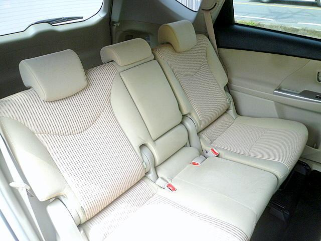 トヨタ プリウスアルファ S SDナビ 後カメラ ブルートゥースオーディオ 保証書