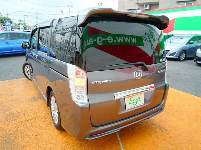 ホンダ ステップワゴンスパーダ Z HDDナビED 1オーナー HDDナビ 両側自動ドア