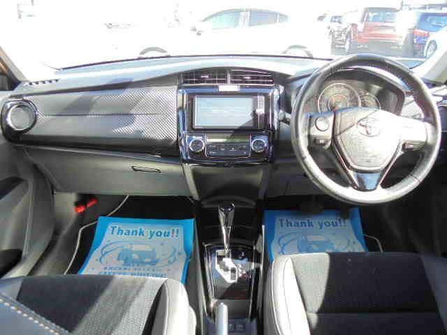 トヨタ カローラフィールダー 1.8Sエアロツアラー・ダブルバイビー 1オーナー 後カメラ