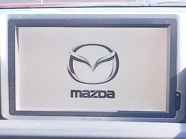 マツダ アテンザスポーツワゴン 23S 純正DVDナビ 後カメラ コーナーセンサー