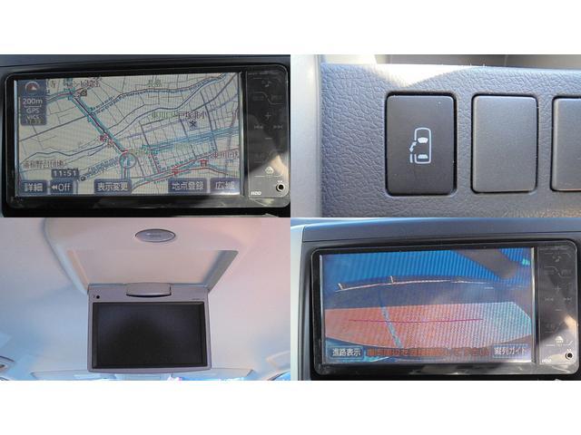 トヨタ ヴォクシー Z 1オーナー 純正HDDナビ 自動ドア 後カメラ