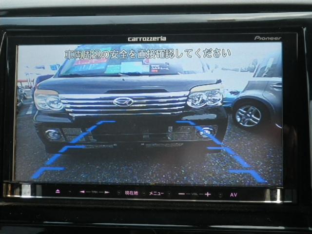 スズキ パレットSW XS 社外メモリナビ フルセグTV 自動ドア  後カメラ