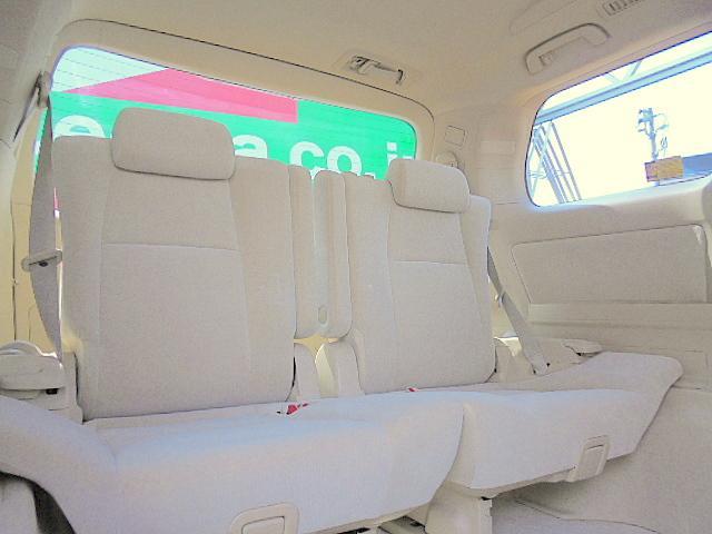 トヨタ ヴェルファイア 2.4X 1オーナー 両側自動ドア コーナーセンサー