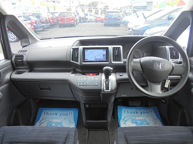 ホンダ ステップワゴン G HIDエディション 両側自動ドア 社外ナビ FDモニタ