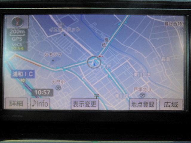 アエラス 両側自動ドア 後カメラ ETC 純正SDナビ(17枚目)