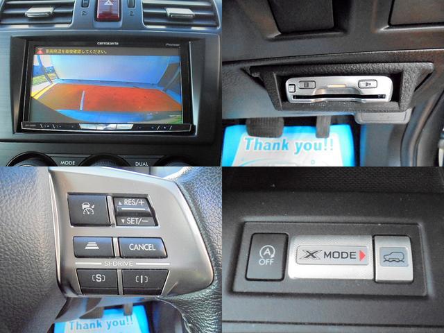 2.0i-L アイサイト 禁煙 HDDナビ SI-DRIVE(3枚目)
