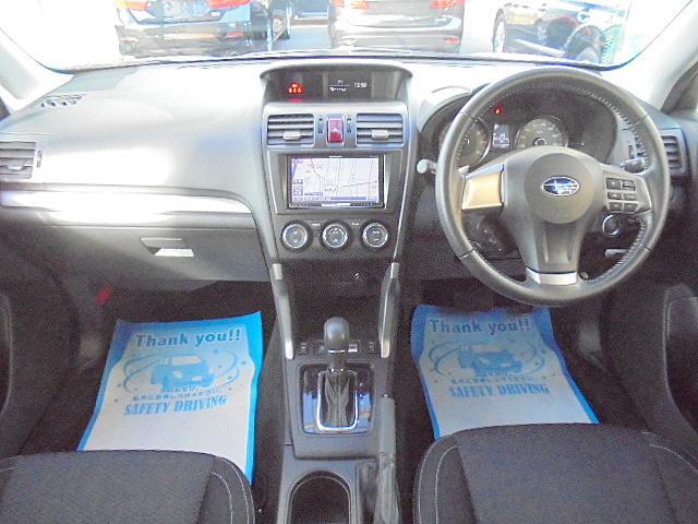 2.0i-L アイサイト 禁煙 HDDナビ SI-DRIVE(10枚目)