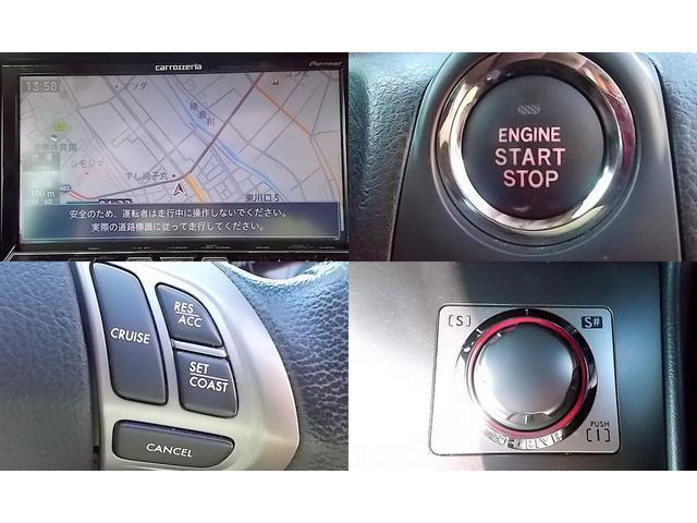 2.5i 社外HDDナビ SI-DRIVE クルコン(4枚目)