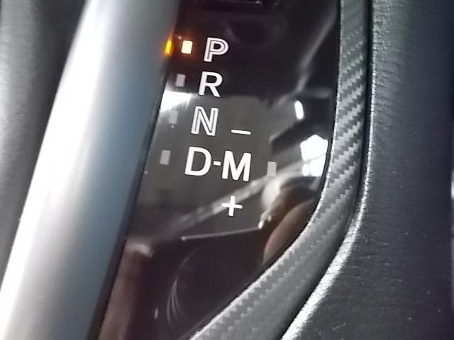 マニュアルモード付きのシフトレバーで走行も楽しめます!エンジンブレーキや高速道路の加速時に役立ちます!運転してる実感があり楽しくなること間違いなしっ!上手く使いこなせれば燃費の向上になるかも!?