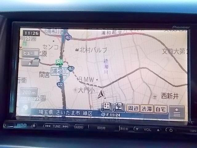20S 禁煙車 両側自動ドア 純正HDDナビ(17枚目)