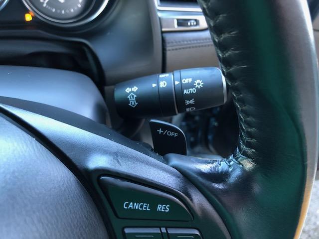 XD プロアクティブ 修復歴なし 禁煙車 自動衝突被害軽減ブレーキ マツダコネクトナビ バックカメラ 後席モニタ フルセグ ブルートゥース アドバンストキー レーンキープ RVM パドルS クルコン LEDライト&フォグ(20枚目)