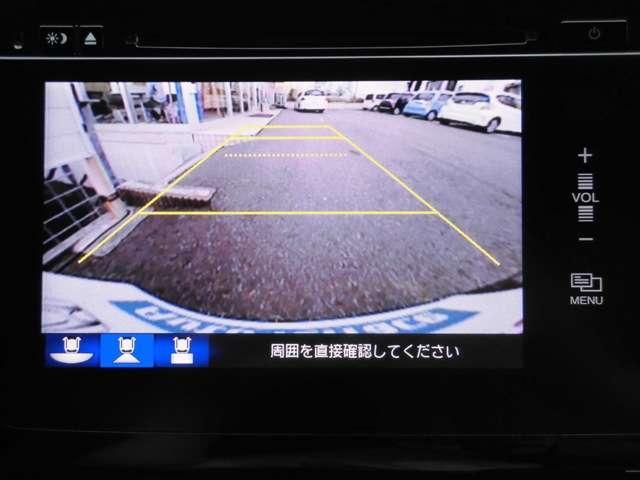ホンダ ステップワゴンスパーダ スパーダ リアカメラ付インターナビ 喫煙 Rモニタ