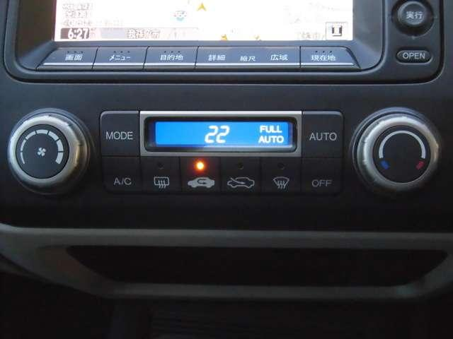 ホンダ シビック 1.8G Rカメ付FOPインターナビ 禁煙 1オーナー