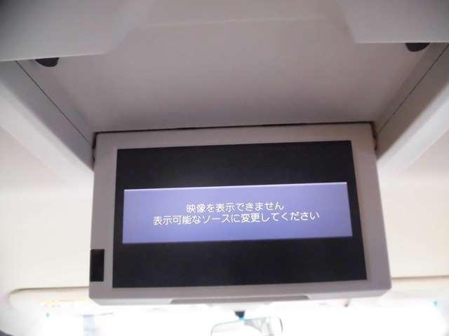 G・EX ACC 両側電動 天吊モニター(2枚目)