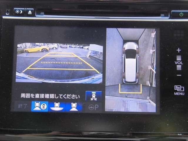 G・EX ACC 両側電動 天吊モニター(4枚目)