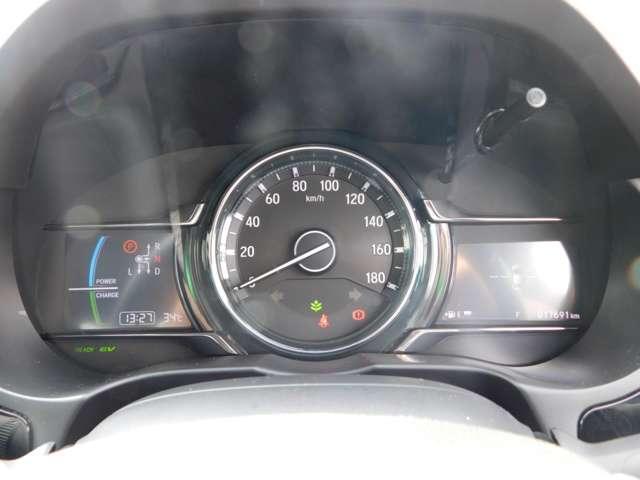 ハイブリッドLX・ホンダセンシング ホンダ認定中古車 2年保証 後期型 トランクスポイラー 純正15インチアルミホイール 純正メモリナビ バックカメラ 純正ドライブレコーダー Bluetooth 禁煙 ワンオーナー(16枚目)