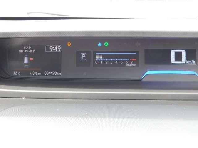 G・ホンダセンシング 認定中古車 2年保証 新車保証継承有 延長保証対象車 両側電動スライドドア ドライブレコーダー Bluetooth対応 禁煙 ワンオーナー(16枚目)