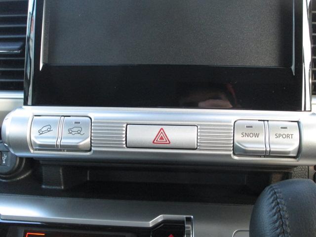 HYBRID MZ 4WD 衝突被害軽減ブレーキ 全方位モニ(18枚目)
