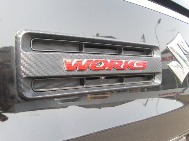 ワークス 3型 FF/5MT車 15インチアルミホイール(2枚目)
