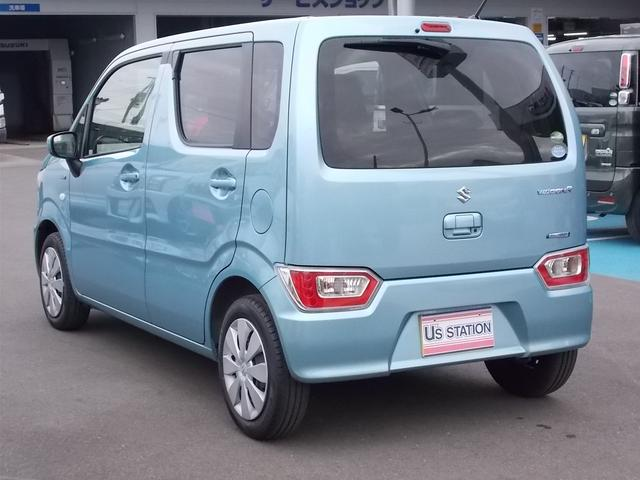 HYBRID FX 元社用車 サポカー シートヒーター(4枚目)