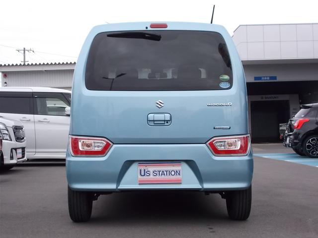 HYBRID FX 元社用車 サポカー シートヒーター(5枚目)